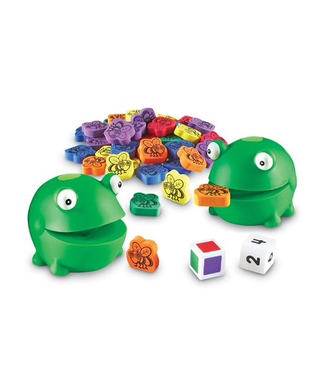 Froggy Feeding Fun Game