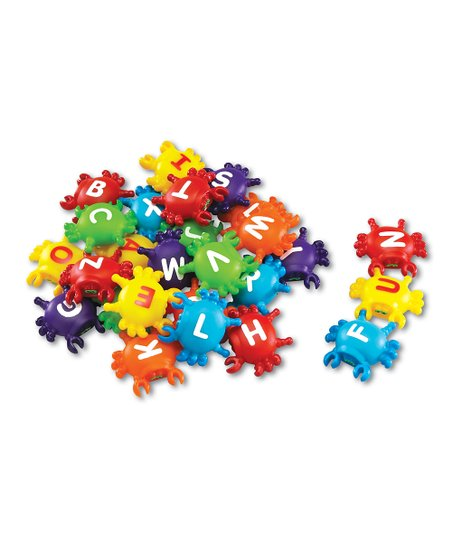 Smart Splash Letter Link Crabs Set