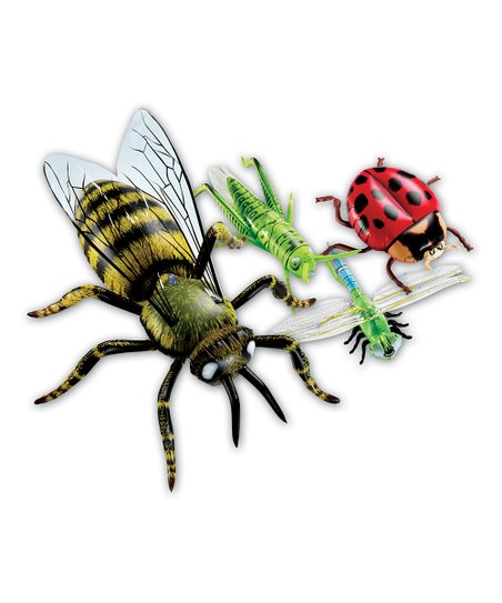 Giant Inflatable Insect Set