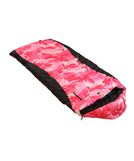 Pink Ledge Gunny Sack 0° F Sleeping Bag