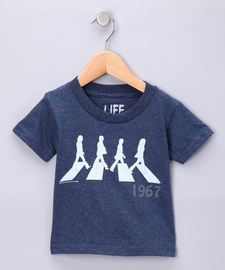 Navy Beatles '1967' Tee - Toddler