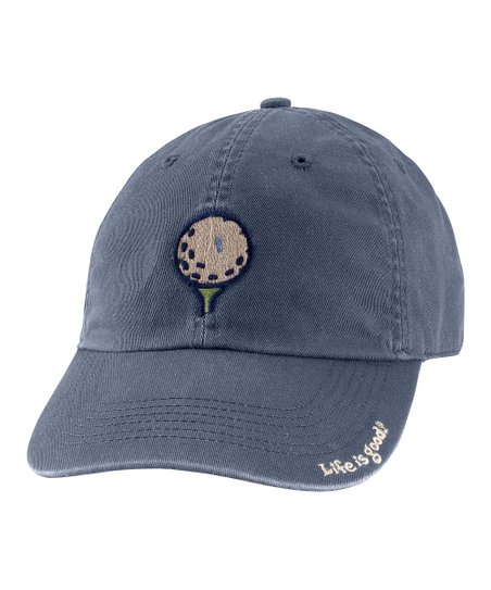 True Blue Golf Tee Chill Baseball Cap - Men