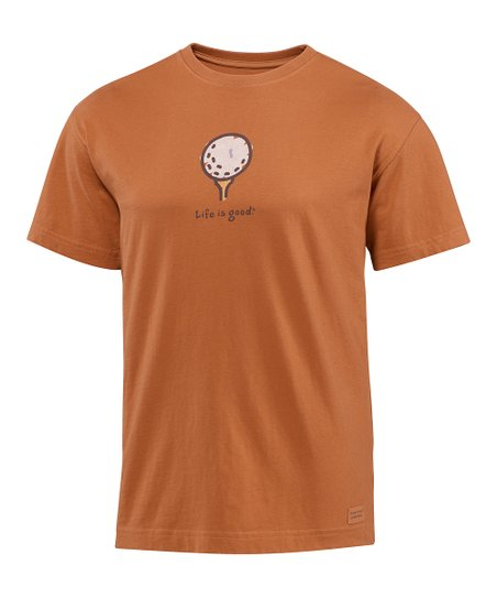 Copper Golf Crusher Short-Sleeve Tee - Men