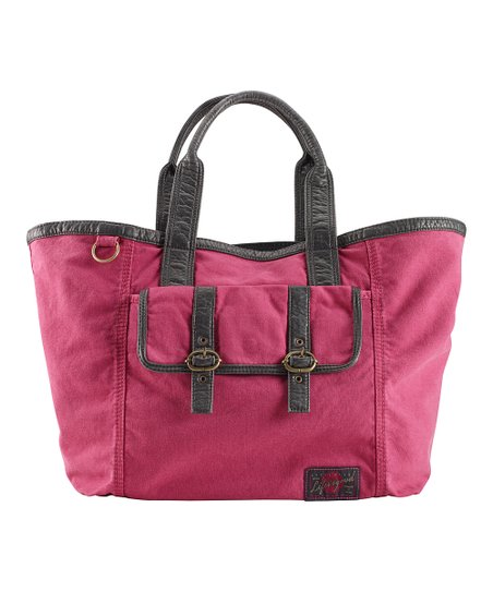 Dusty Pink East West Tote