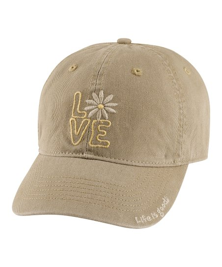 Mocha Love Chill Baseball Cap - Women