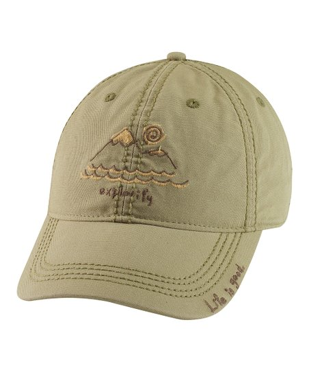 Lush Green Grass Roots Earth Organic Baseball Cap - Women