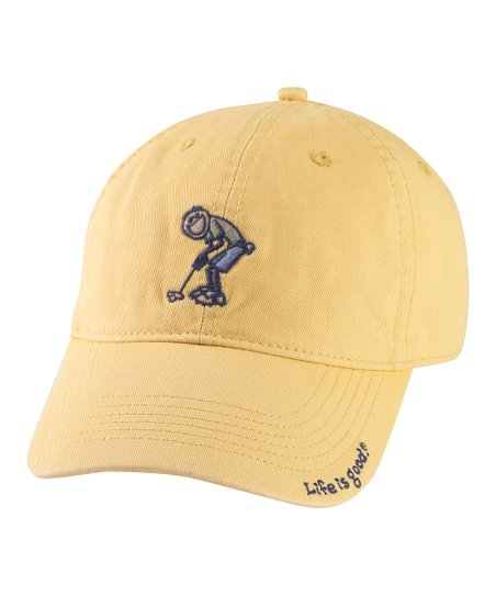 Classic Gold Jake Putt Chill Baseball Cap - Men