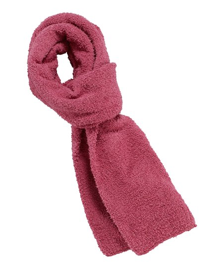 Dusty Pink Snuggle Scarf - Women