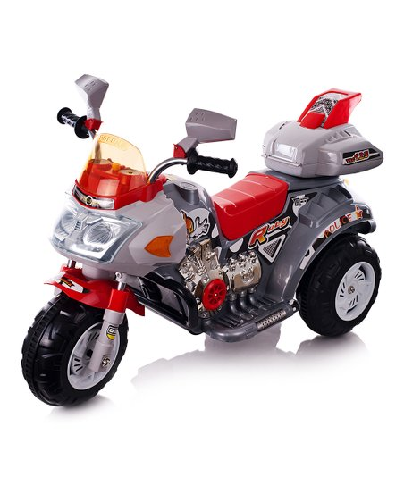 Ruby Racer Motorcycle Ride-On