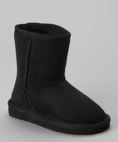 Black Aling Boot