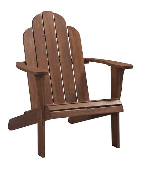 Teak Stain Woodstock Chair