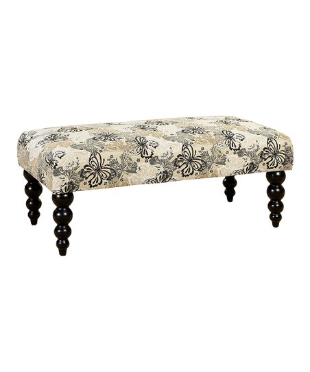Black Butterfly Claire Bench