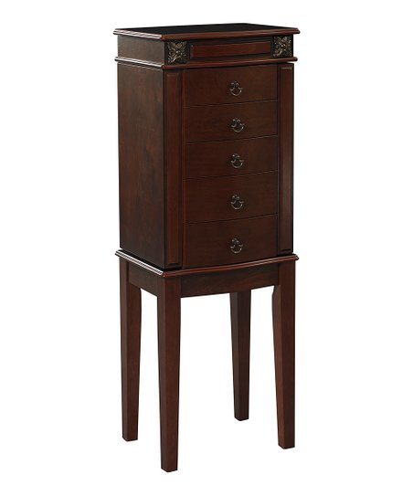 Cherry Calla Jewelry Armoire