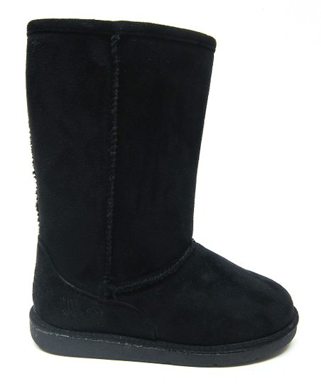 Black Hug Boot