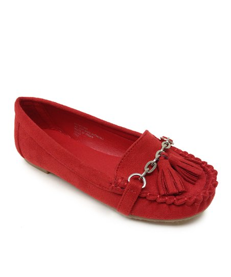 Red Patsy Loafer