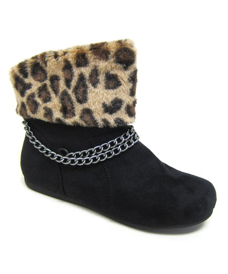 Black Sally Boot