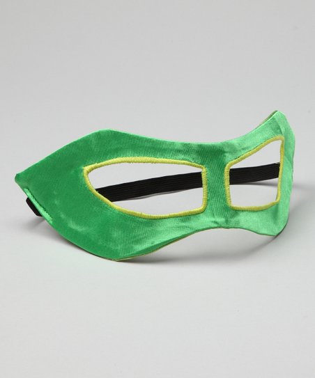 Grass & Lime Hero Mask