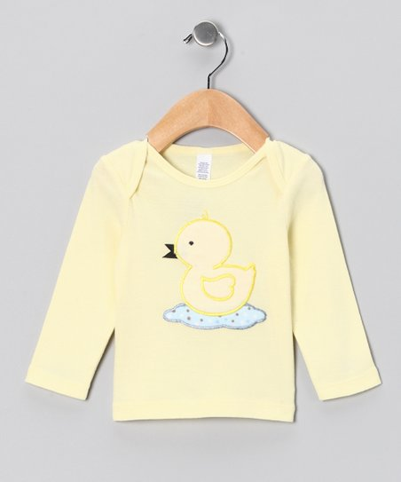 Yellow Rubber Ducky Tee - Infant