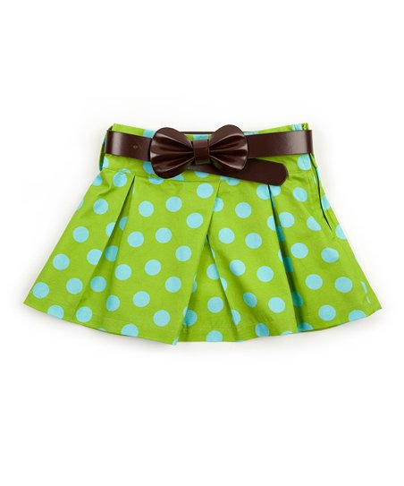 Green Park Skirt - Toddler