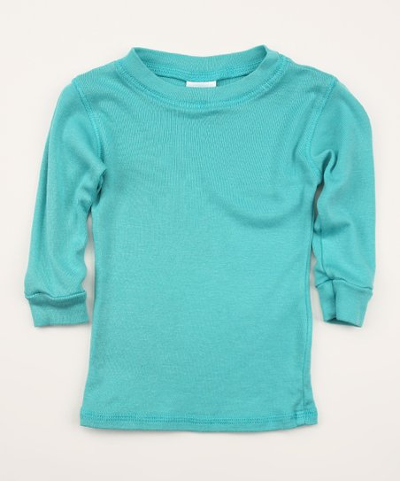 Horizon Blue Organic Tee - Infant
