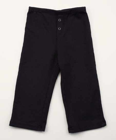 Indigo Organic Pants - Infant