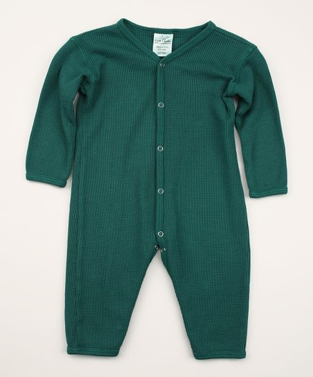 Spruce Organic Thermal Playsuit