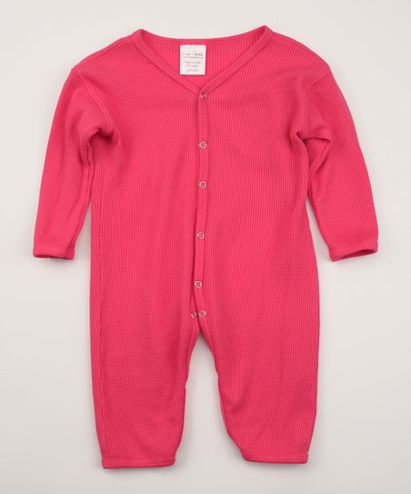 Grenadine Organic Thermal Playsuit