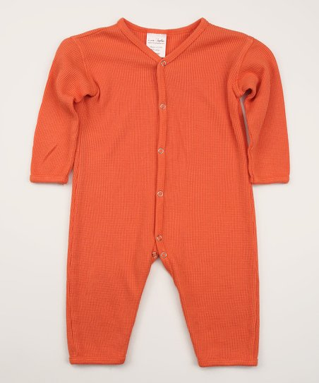 Sunset Organic Thermal Playsuit