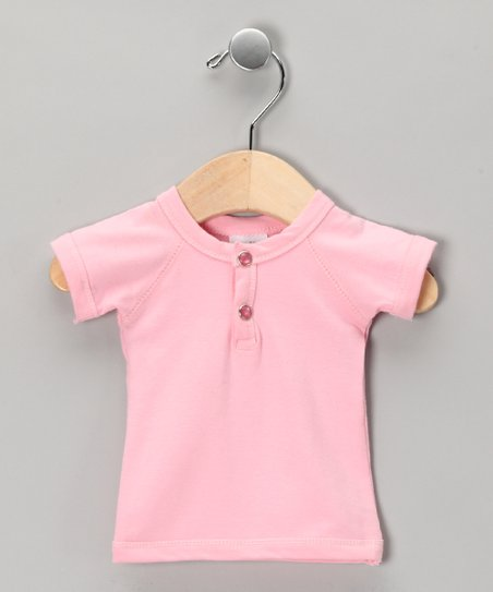 Pink Henley