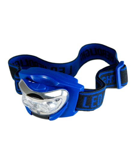 Blue Headlamp
