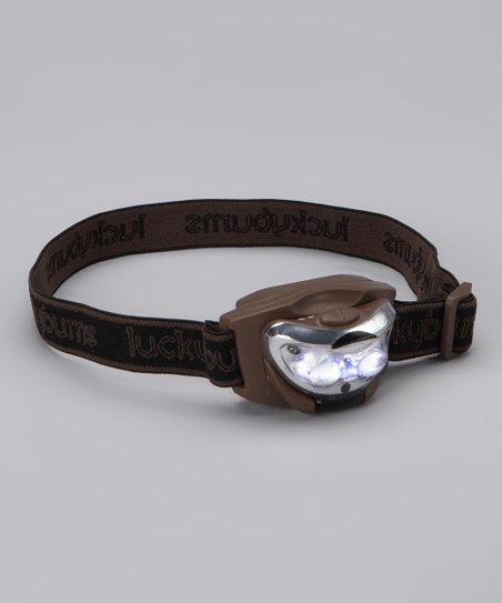 Brown Headlamp