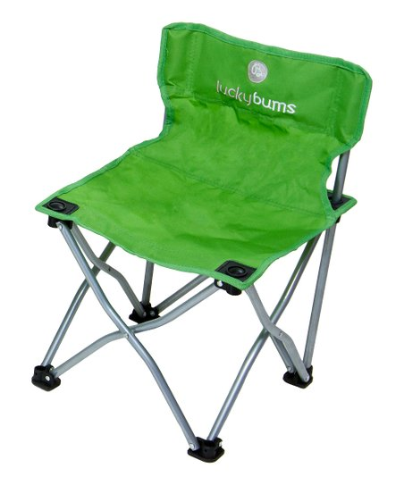 Green Camp Chair