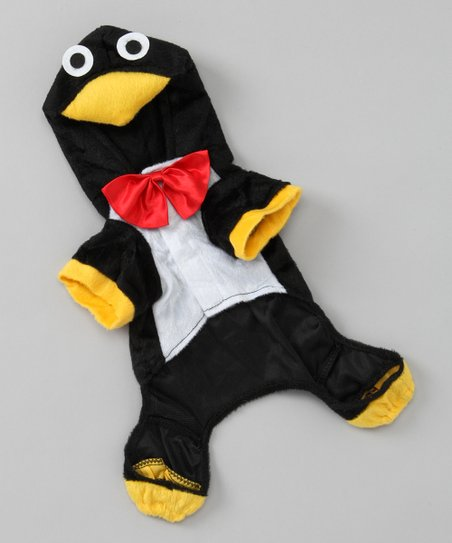 Penguin Pet Costume