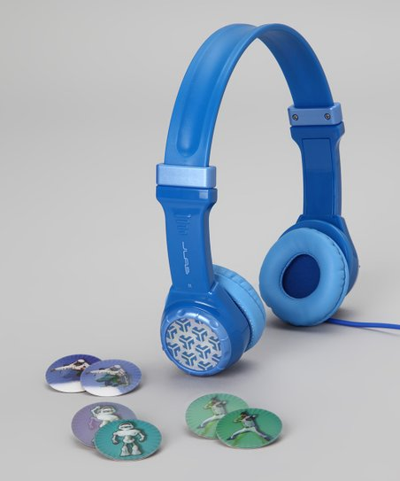 Blue JBuddies Youth Headphones