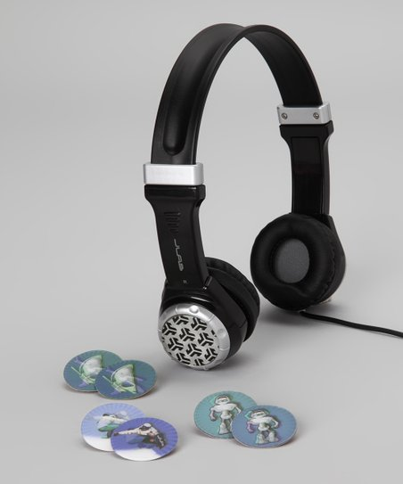 Black JBuddies Youth Headphones