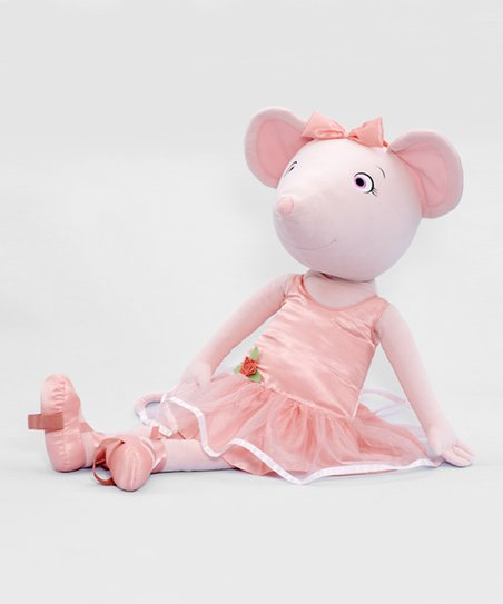 Angelina Ballerina Dance with Me Doll