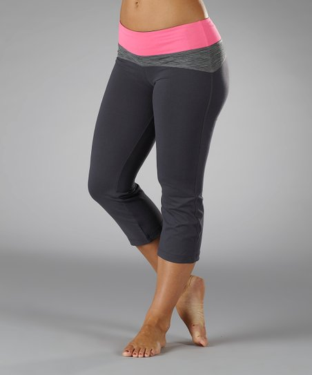Sugar Ray Contoured Capri Pants