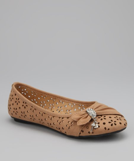 Brown Machita Flat