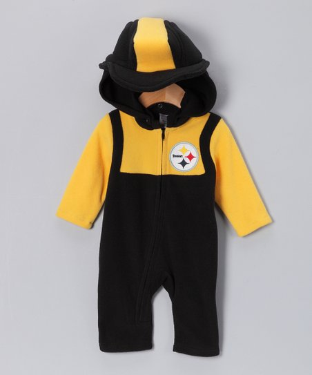 Pittsburgh Steelers Fleece Playsuit - Infant & Toddler