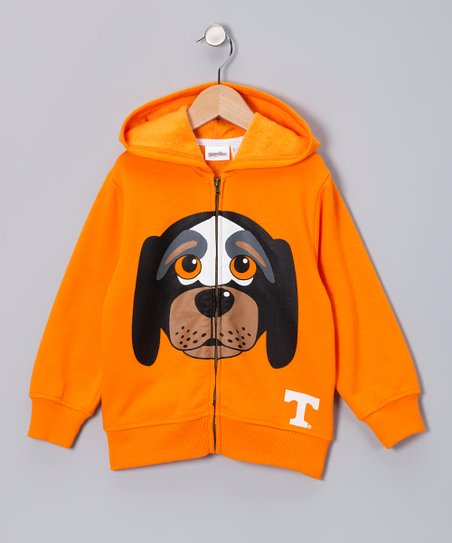 Tennessee Volunteers Zip-Up Hoodie - Toddler & Kids