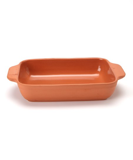 Terra-cotta Rectangular Baker