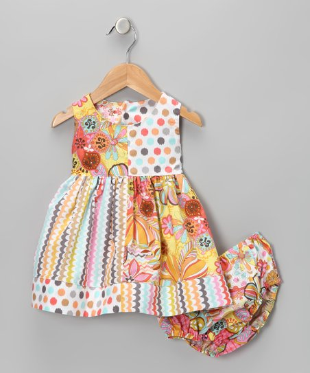 Spadorable Sundress & Bloomers - Infant & Toddler
