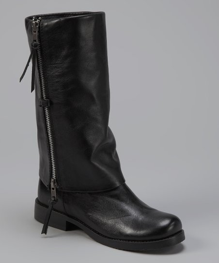 Black Duty Boot