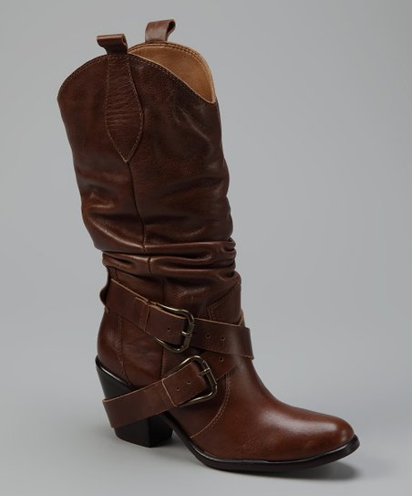 Matisse Cognac	Willee Boot