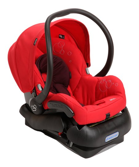 Maxi-Cosi Intense Red Mico Infant Car Seat