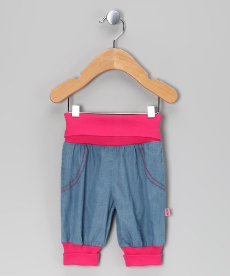 Chambray Torkel Pants - Infant