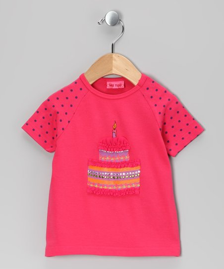 Bloom Pampa Raglan Tee - Infant & Toddler