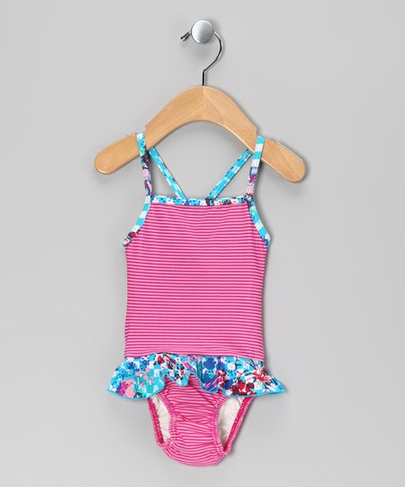 Almond Blossom Sidsel One-Piece - Infant & Toddler