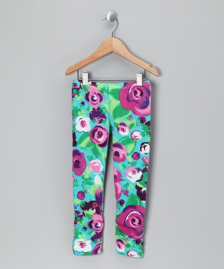 Larimar Olufine Leggings - Girls