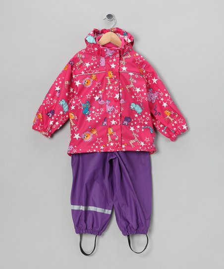 Liatris Roya Bib Pants &amp; Jacket - Toddler &amp; Girls